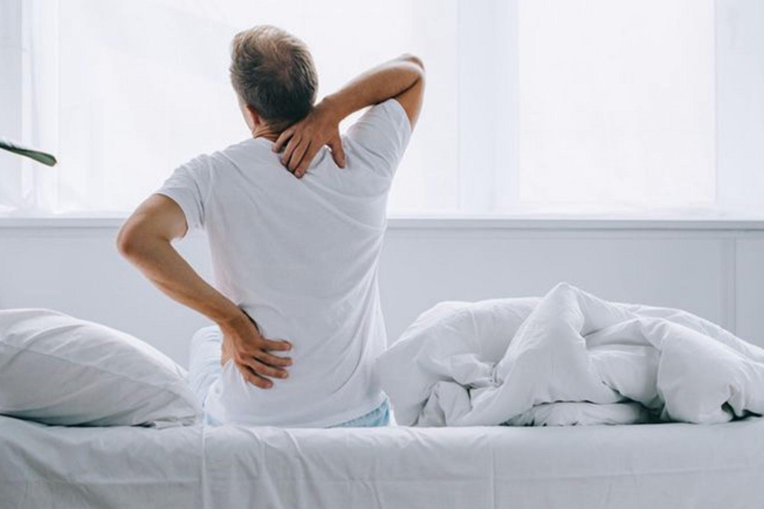 Nệm cho người đau lưng