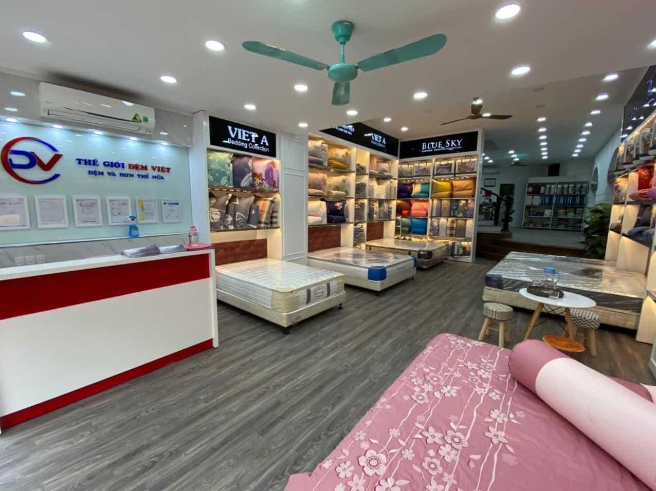 Thế giới nệm Việt là địa chỉ mua nệm tốt, giá hợp lý tại Hà Nội