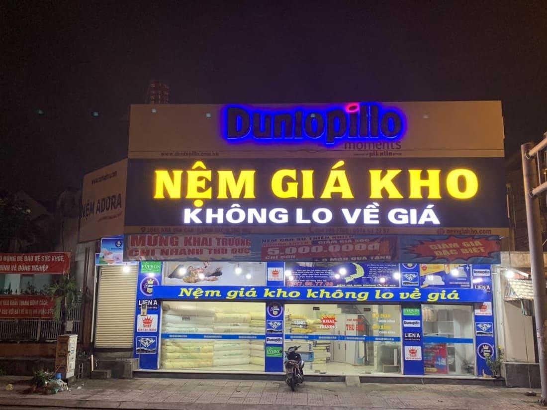 Nệm giá kho là địa chỉ mua nệm tốt, giá hợp lý tại Hà Nội