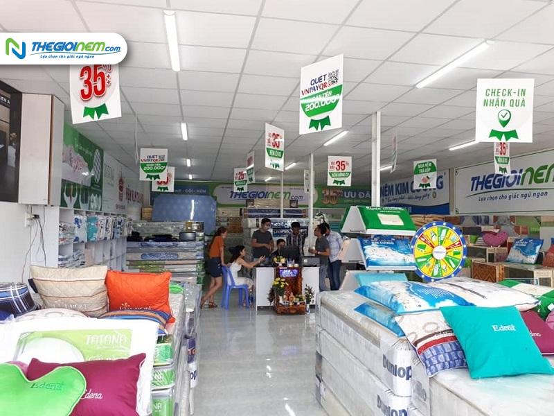 Thế giới nệm là địa chỉ mua nệm tốt, giá hợp lý tại Hà Nội